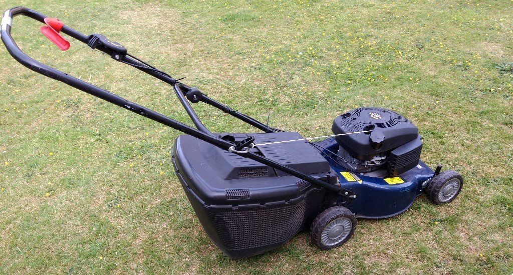 Macallister 484HP Petrol Lawnmower