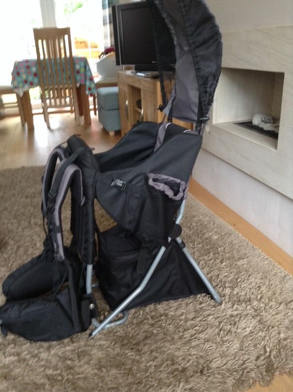 Mothercare Premium Back Carrier