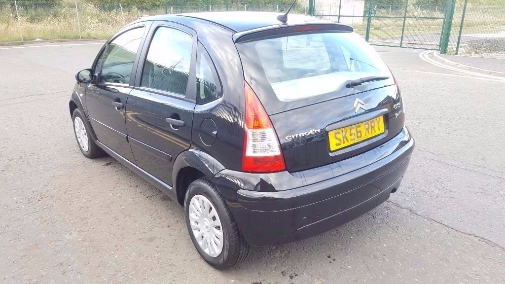 2006 Citroen C3 Desire 5 Door 1.4 Petrol 55000 Miles Only|Cards Accepted|