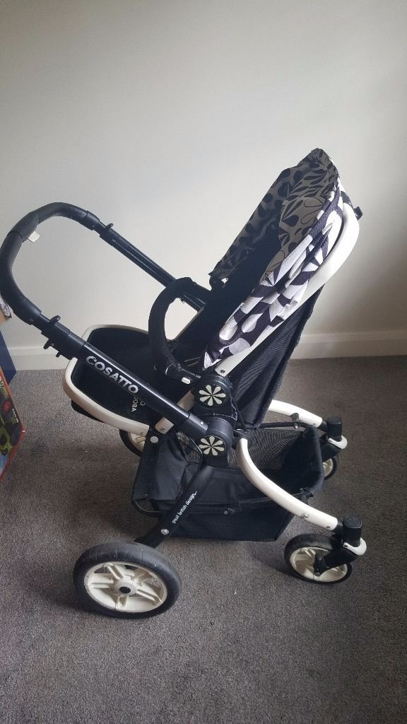 Cosatto ooba charleston 3 in 1 travel system * 9 months old*