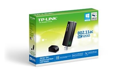 TP-LINK AC1200 wireless dual-band USB adapter - brand new in box