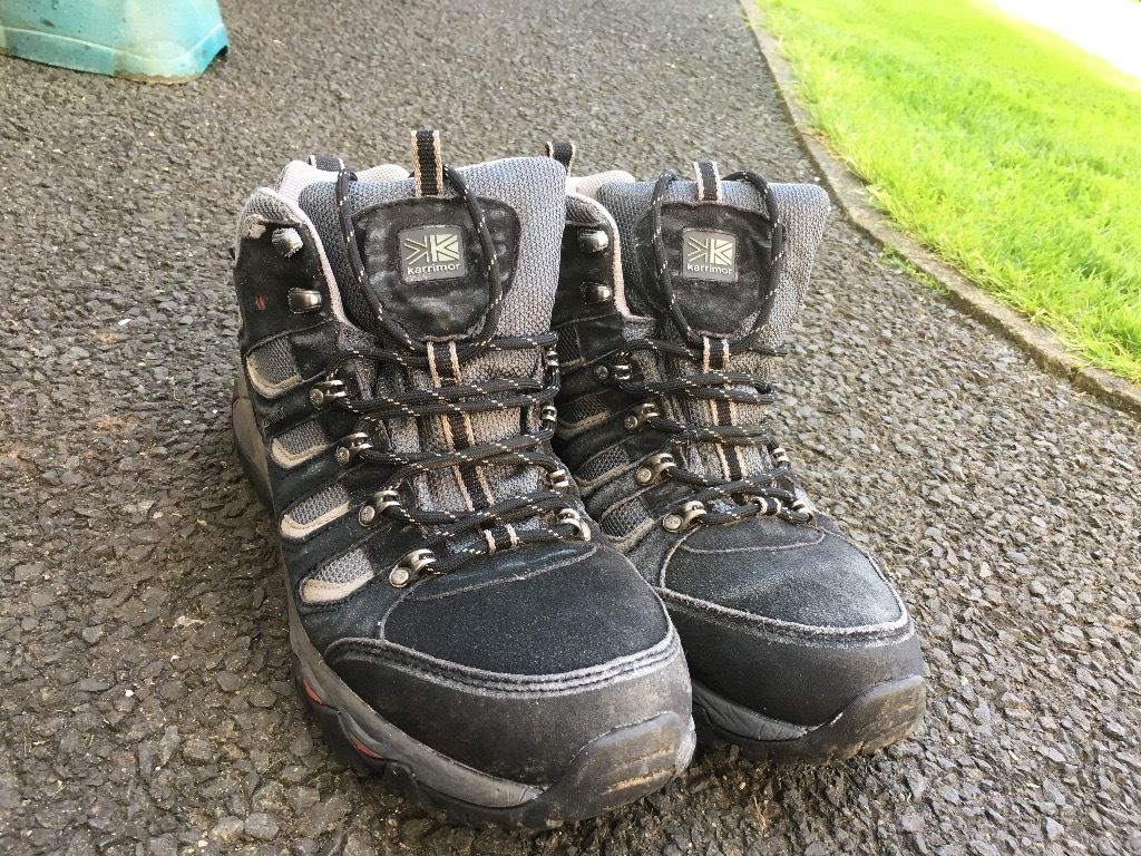 Karrimor Walking Boots Size 12