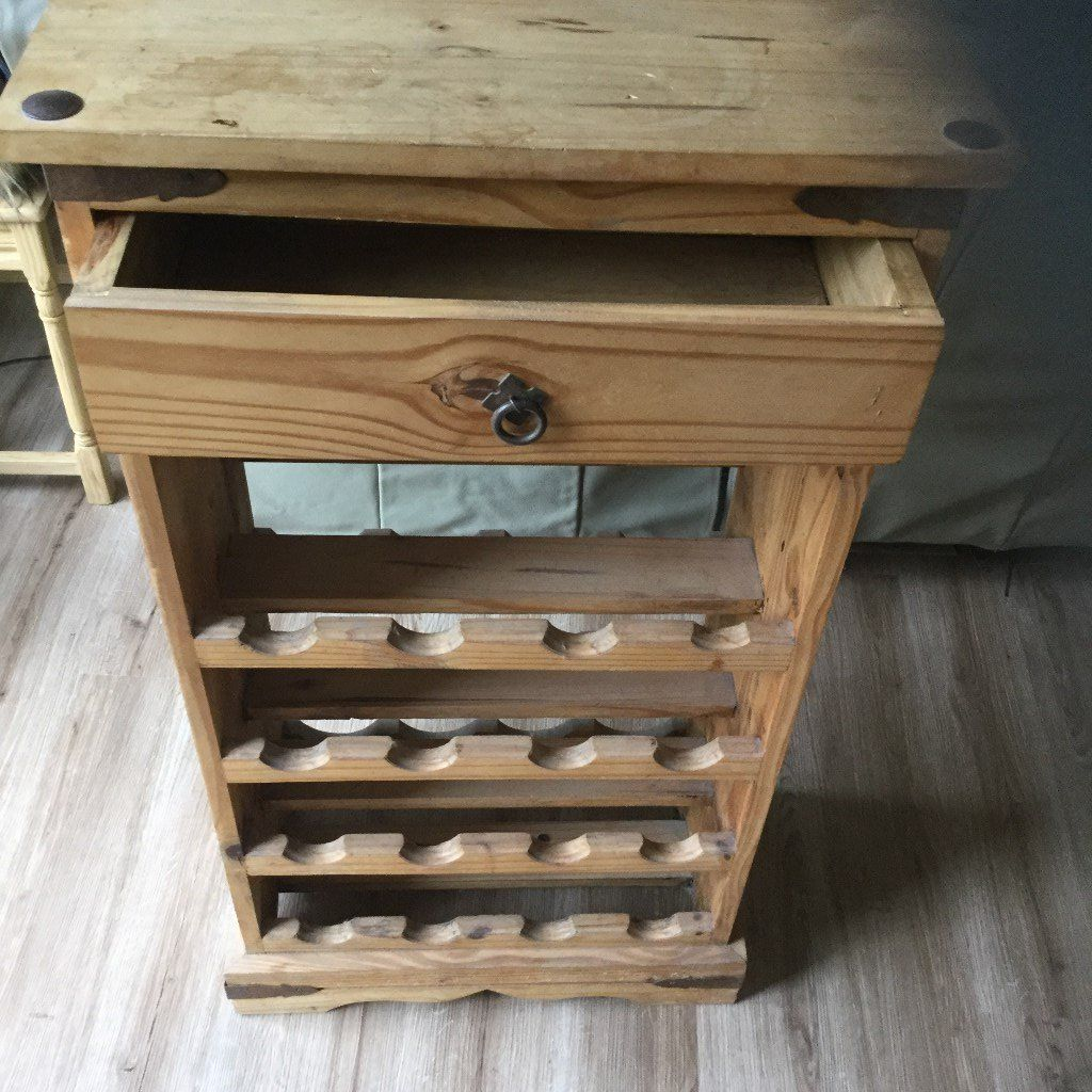 Winerack, Mexican Pine
