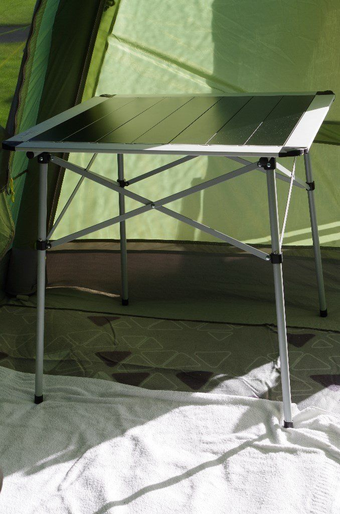 Hi Gear single elite camping table