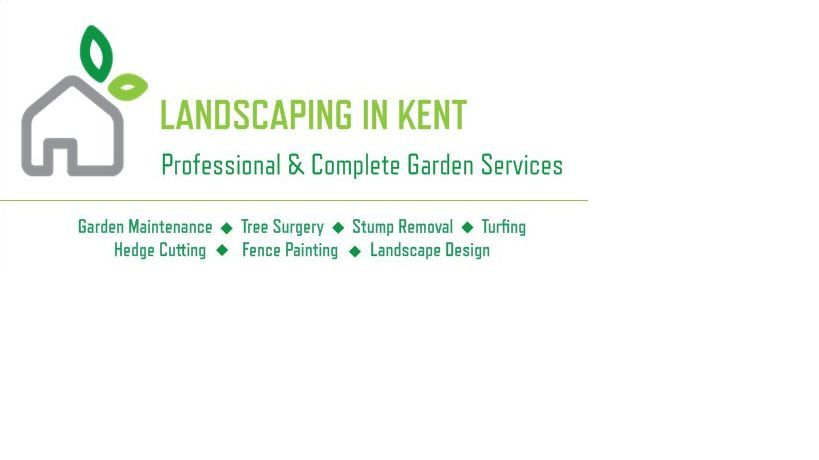 LANDSCAPING IN KENT - Professional & Complete Garden Services