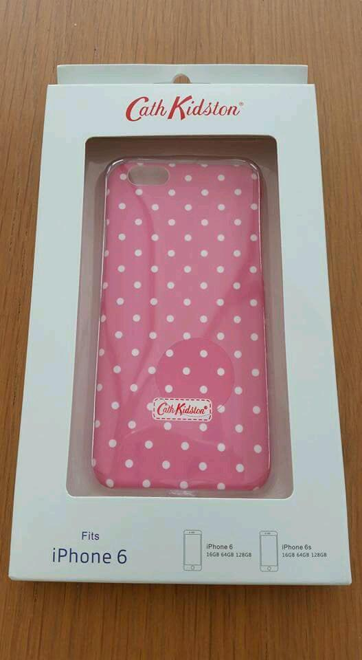 Brand new & unopened Cath Kidston iphone case.