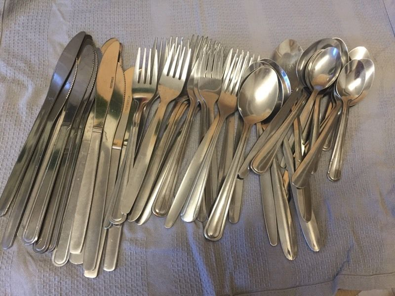 Cutlery for sale
