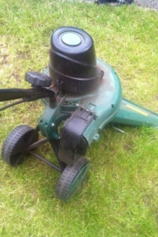 "COOPER GARDEN VAC 240 VOLT "" reduced to clear """
