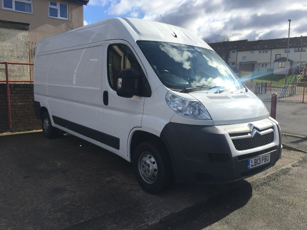 Van hire for houses removal & Shipping