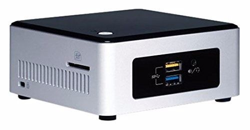 Intel NUC5CPYH Mini PC 1TB Hybrid HDD/SSD 8GB Ram Intel Celeron N3050 2.16 GHz