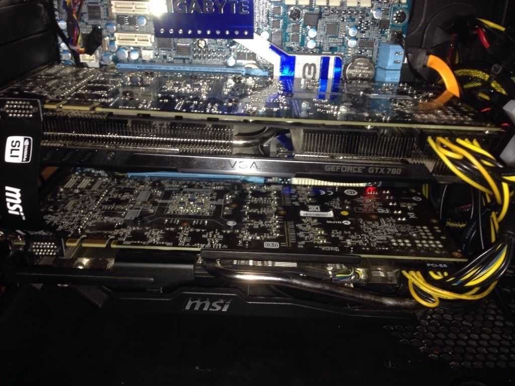 Ultimate gaming PC liquid cooled
