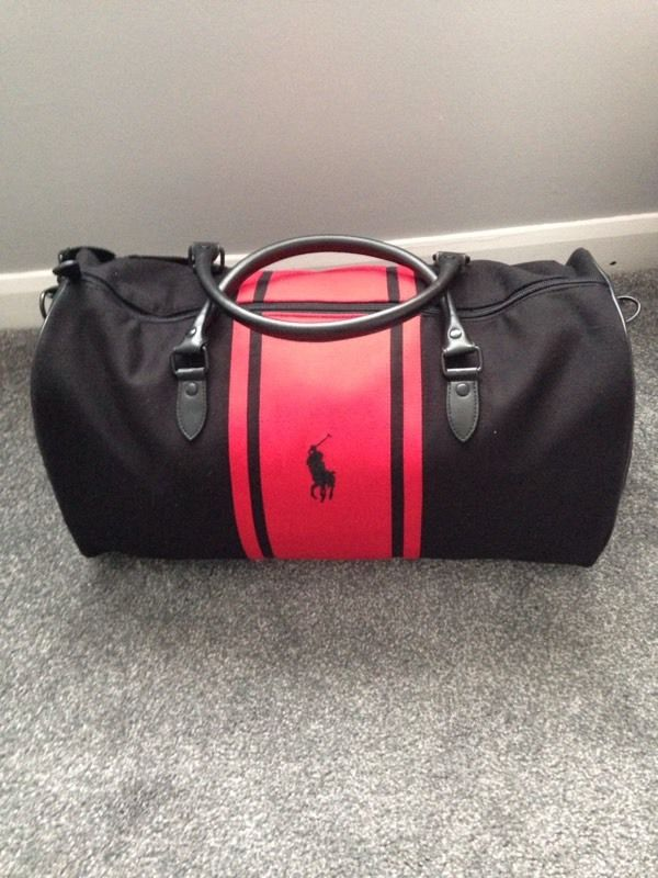 Ralph Lauren Polo Gym duffle bag