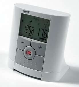 2no Polypipe Programmable Room Thermostat PBPRP