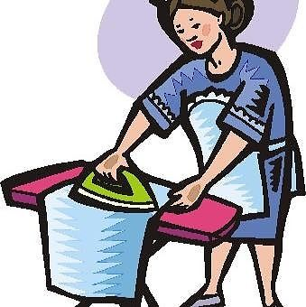 Professional and friendly ironing/laundry service!
