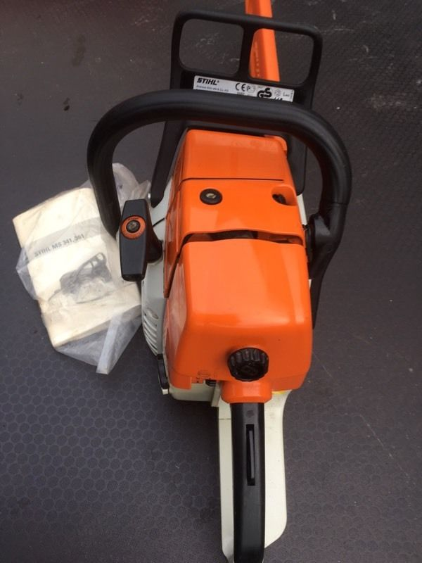 Stihl MS361 Chainsaw Mint Condition