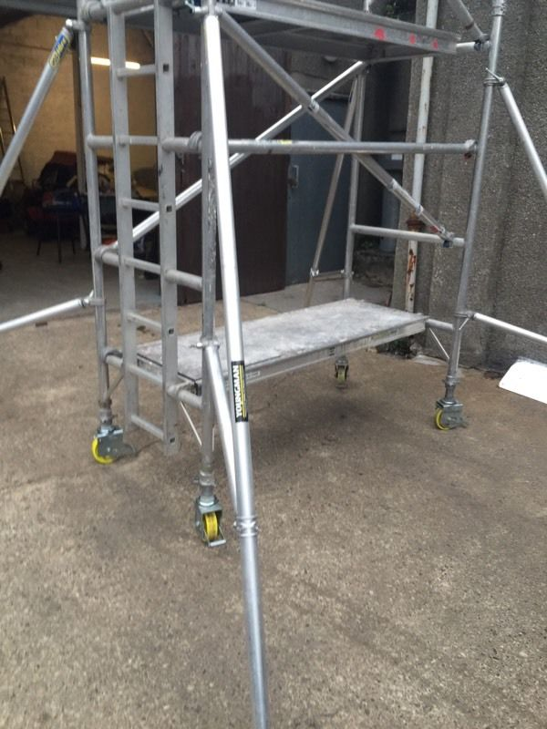 Youngmans boss alloy tower scaffold