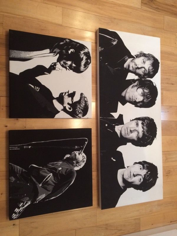 Oasis Canvasses
