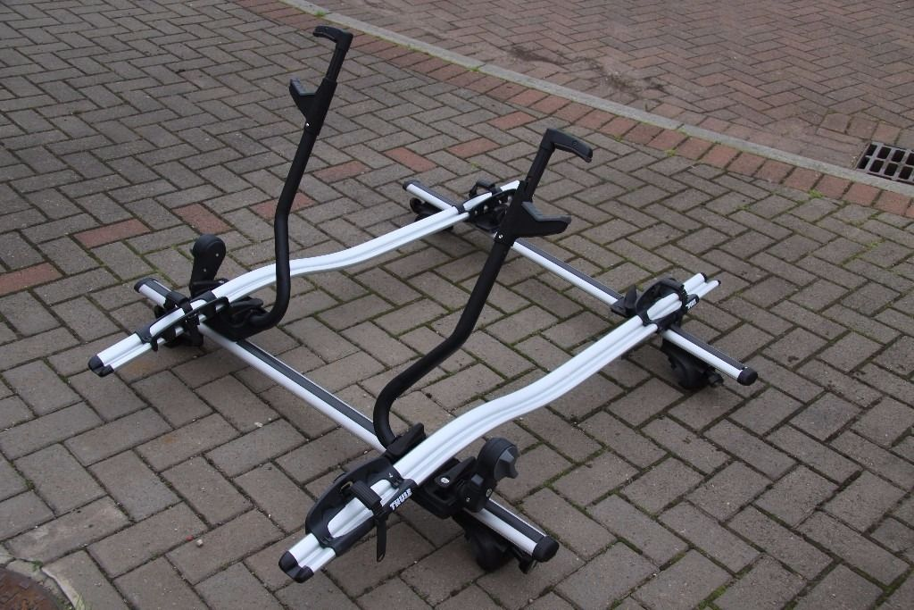 Thule Roof Rack Bike Carrier BMW 3 Series Touring
