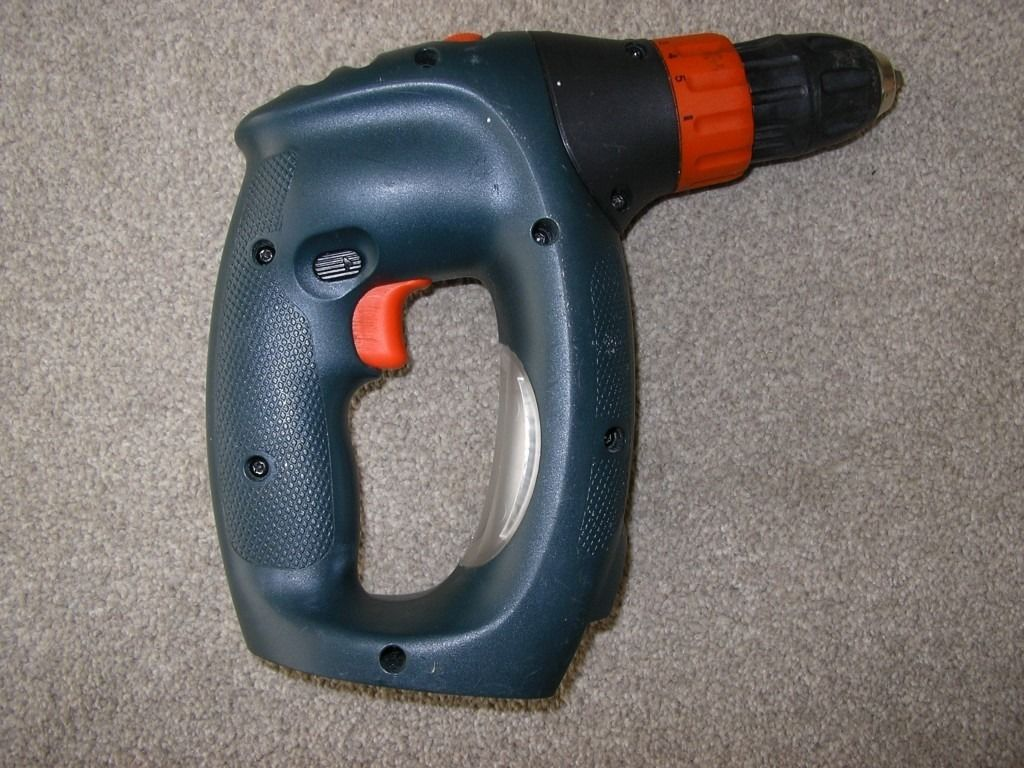 Black & Decker VP2000 VERSAPAK Quattro drill with 2 excellent batteries, only had light use