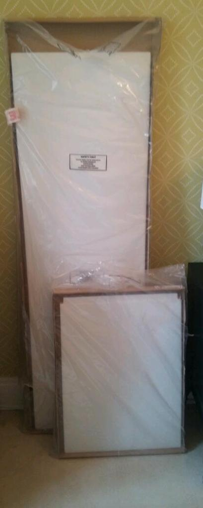New - Never used bath panels