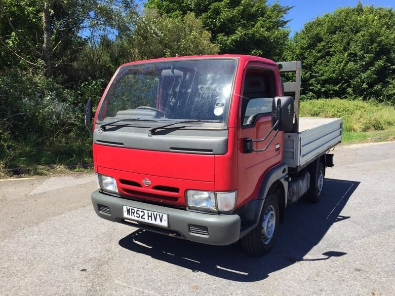Nissan cabstar e95 pick-up