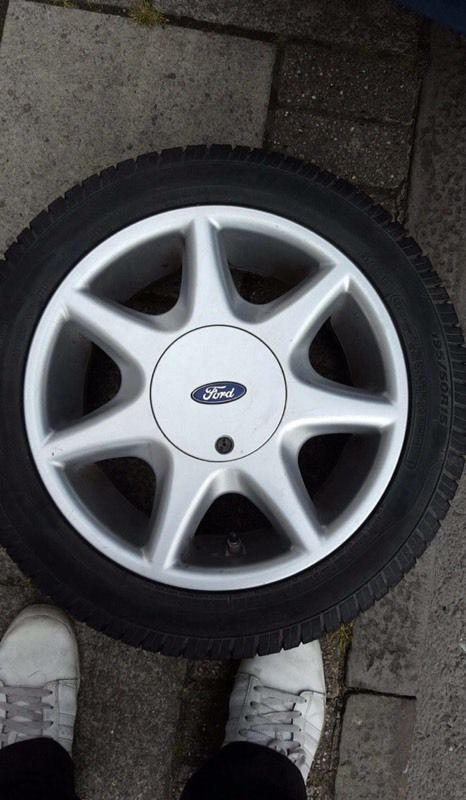 ALLOYS FORD COSSWORTH RS7 200 ONO