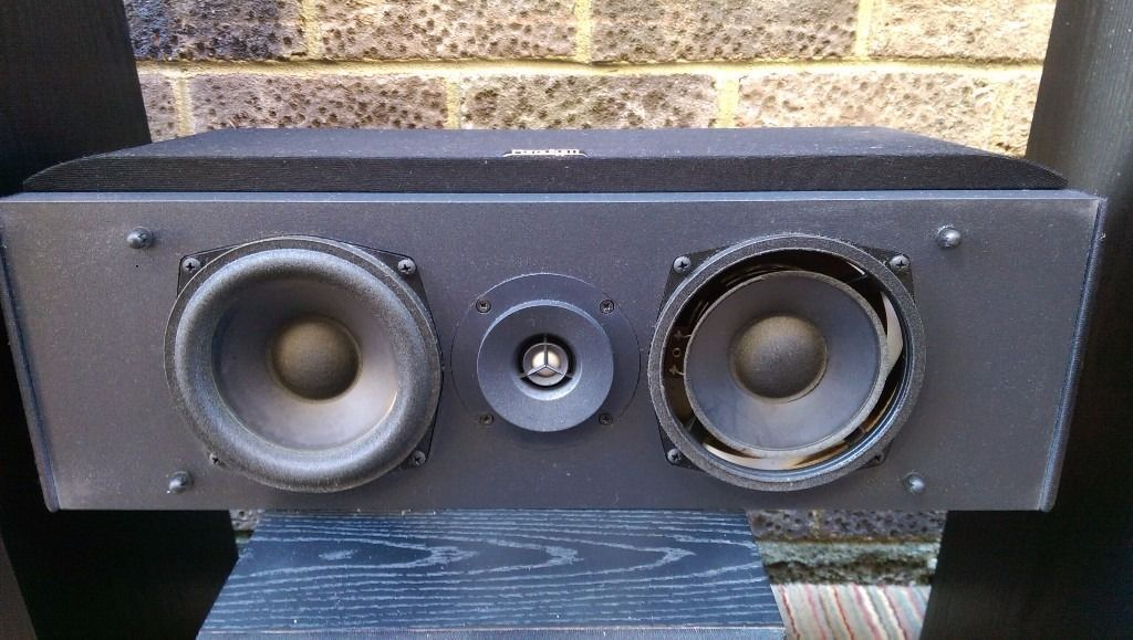 BARGAIN!! - 6 piece Surround Sound System (Eltax/Paradigm) - EXCELLENT Condition - READ DESCRIPTION