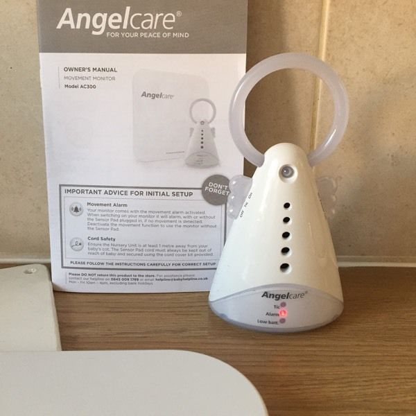Angel Care Breathing / Movement Monitor