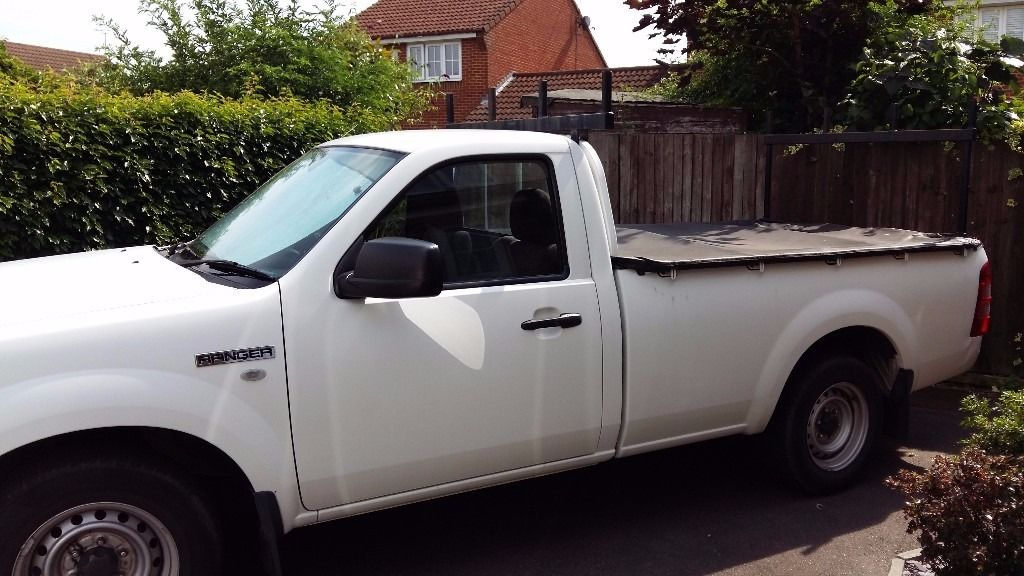 Ford Ranger Pick up 2WD 2500cc 2007 *LOW MILEAGE*