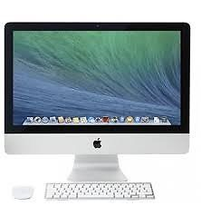 "APPLE 21.5"" iMac MF883B/A 8GB RAM, 500GB HDD, 2014"