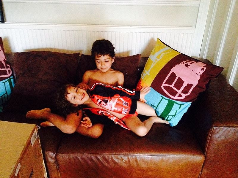 Au Pair needed in West London for two wonderful & happy boys (to start in August/September)