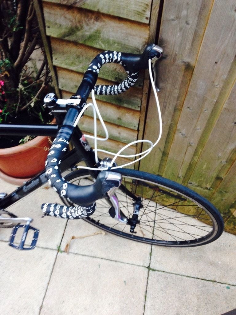 Condor Bicycle with DURA-ACE set