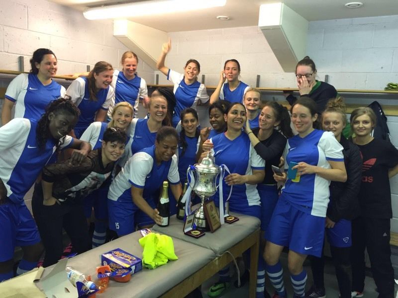 LONDONS BEST LADIES FOOTBALL CLUB