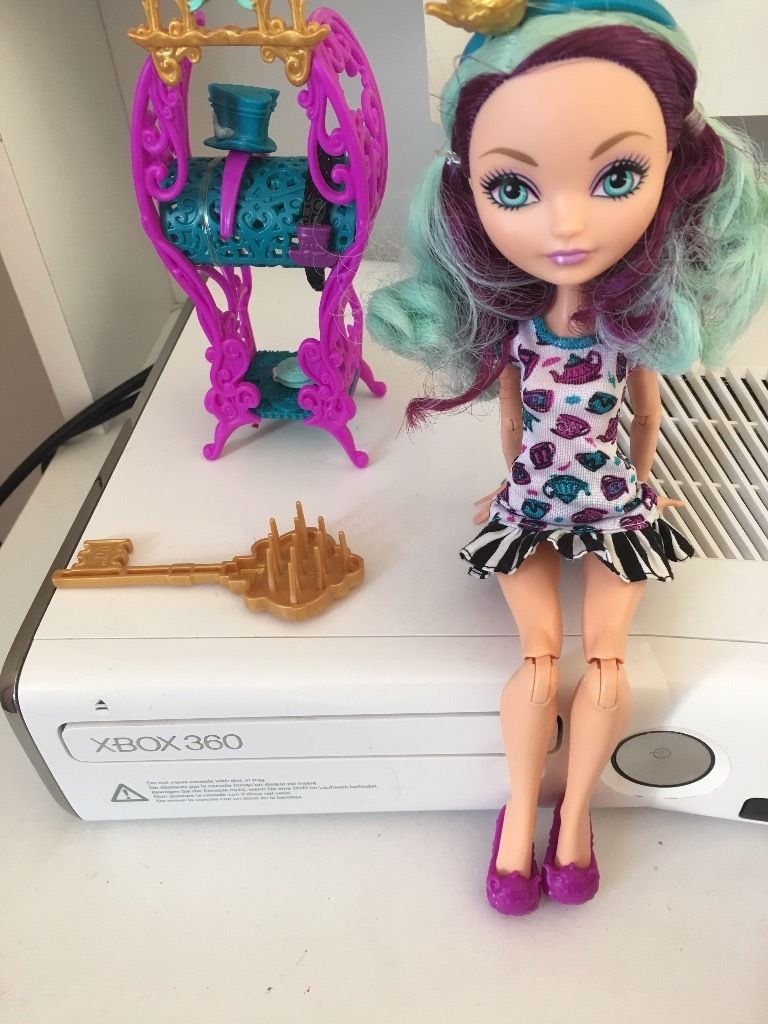 Maddie Hatter ever after high doll