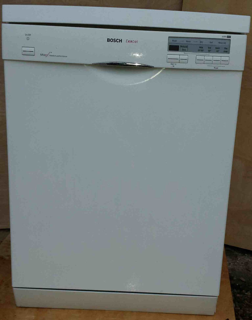 Bosch Excell Dishwasher - Full Size Excellent condition
