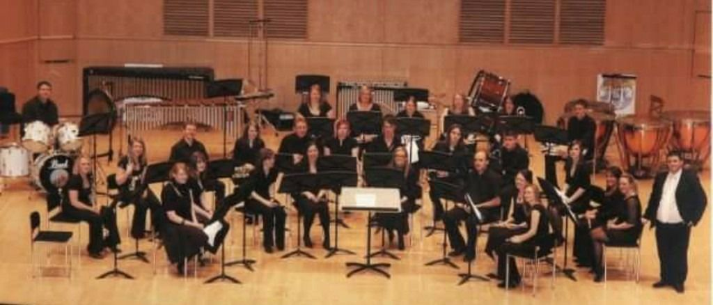 Looking for new members at the East Glasgow Concert Band