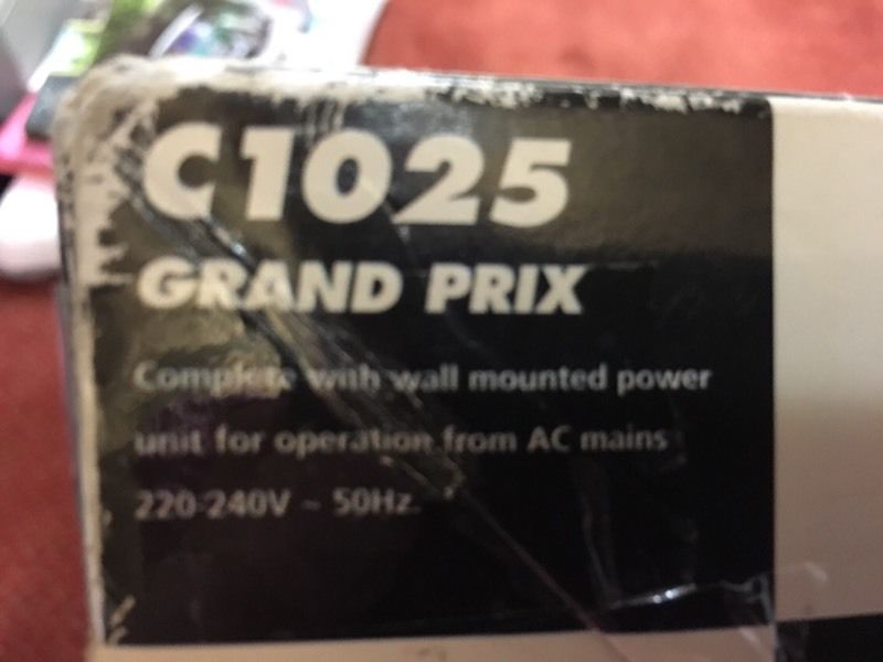 Scalextric-C1025 Grand Prix Set
