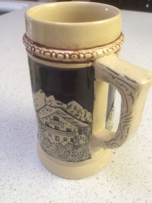 German Stein - FOE Commemorative 1959
