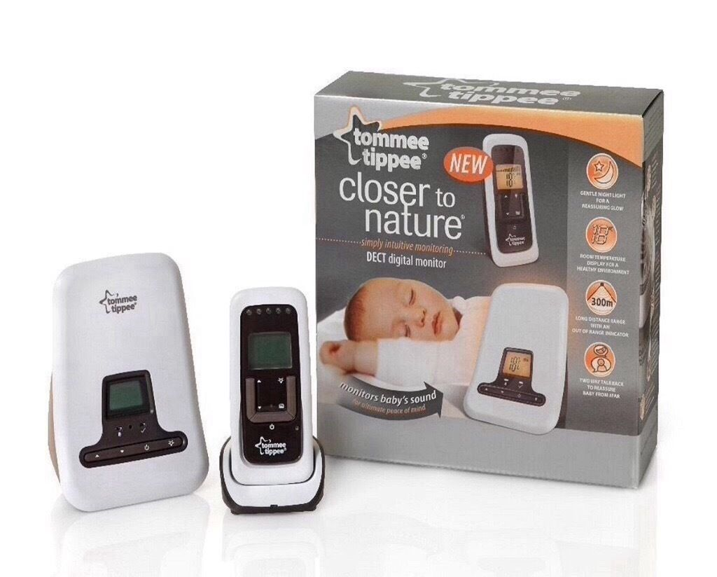 Tommee Tippee Closer to nature monitors