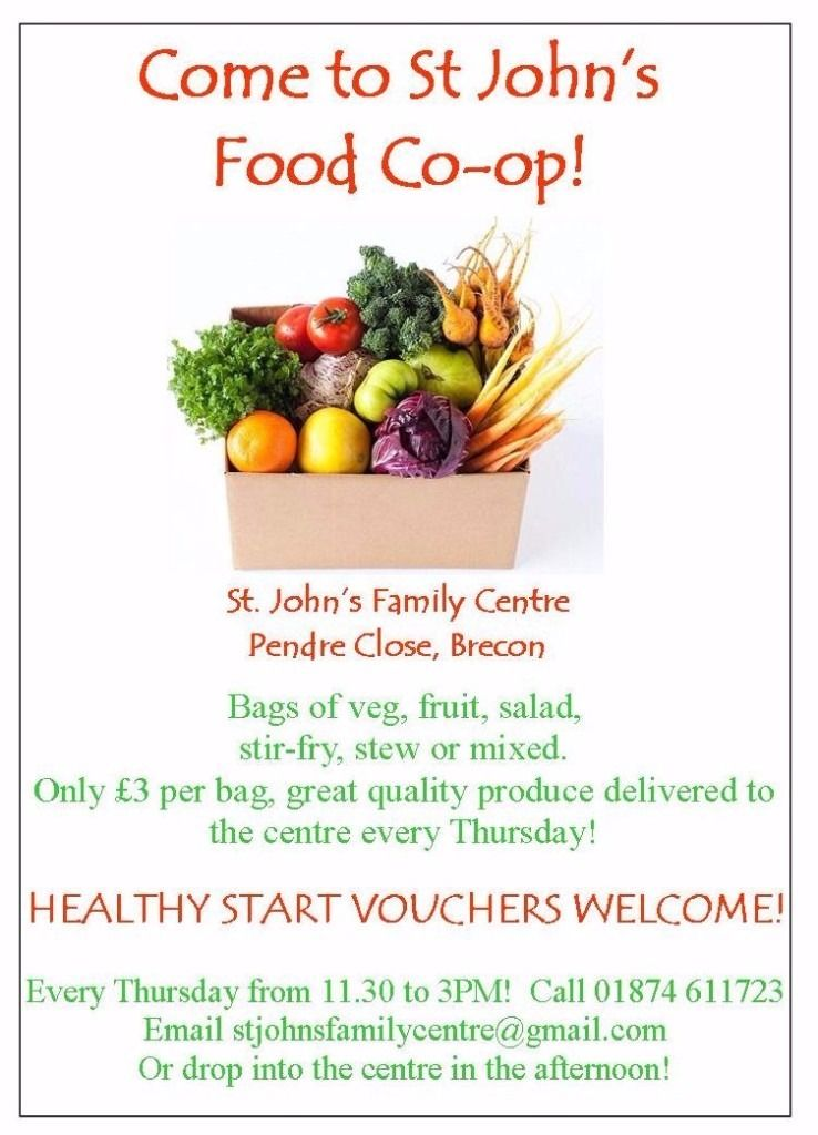 Health for everyone at St John's Family Centre!