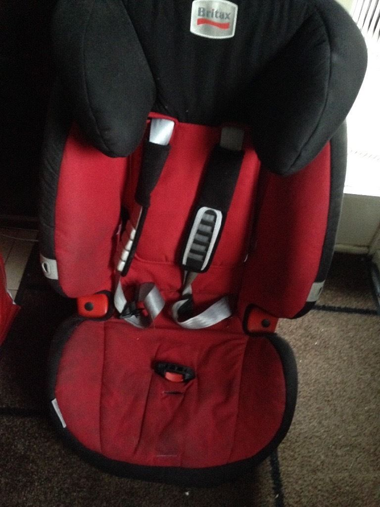 Car seat for child 9-36kg