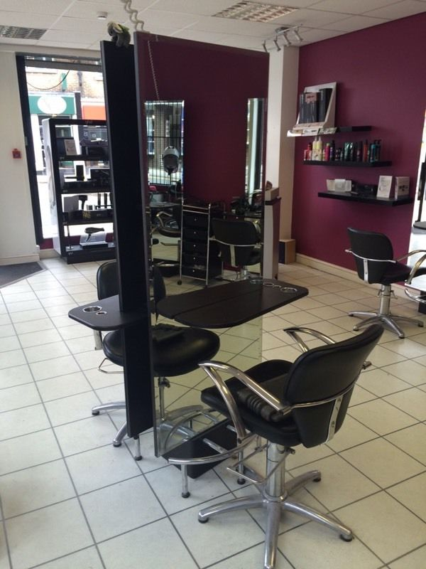 Hairdressing units