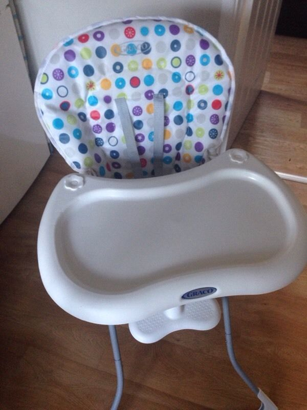 Graco highchair VGC