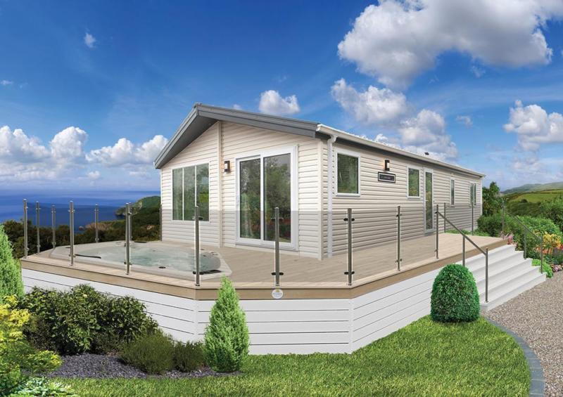 Luxury Lodge Clacton-on-Sea Essex 2 Bedrooms 6 Berth Willerby Cadence 2015 St
