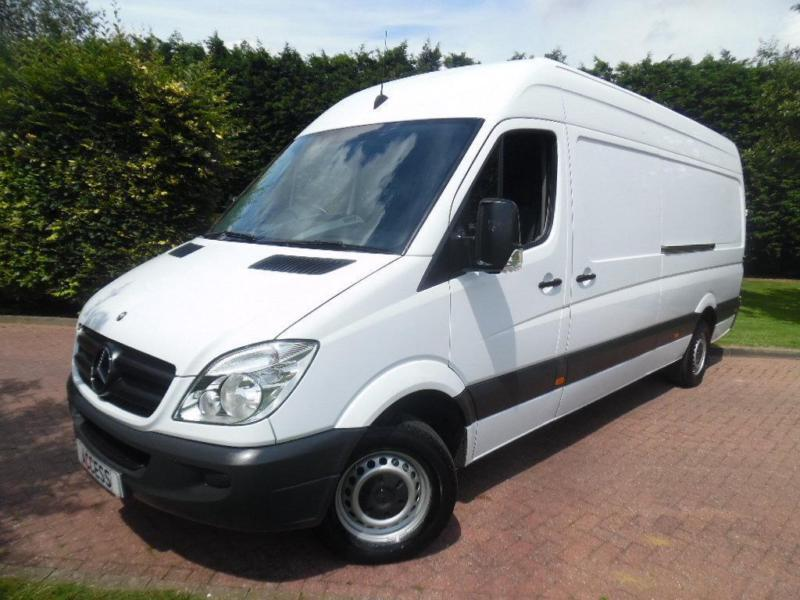 2013/63 Mercedes-Benz Sprinter 313 2.1 CDI LWB PANEL VAN