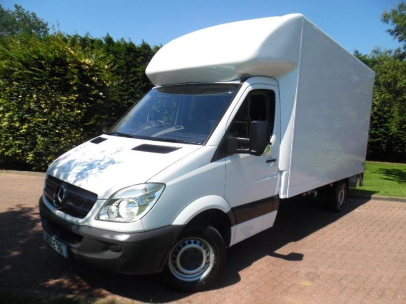2012/62 Mercedes-Benz Sprinter 313 2.1 CDI LWB LUTON WITH TAIL LIFT