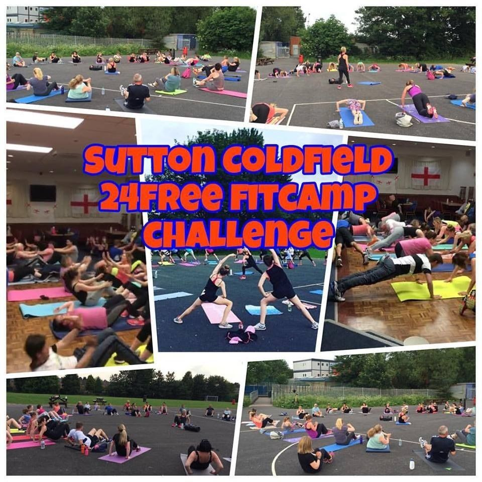 FREE 4 weeks 24FIT Challenge - STARTS 31st JULY - LIMITED SPACES!!