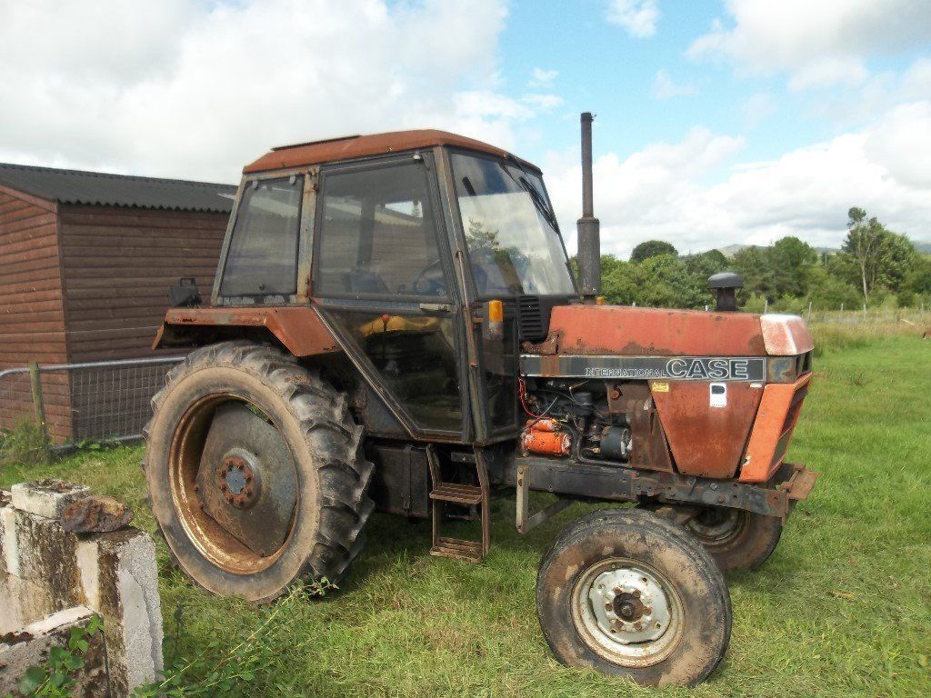 Case 1394 (1985) 2wd Tractor