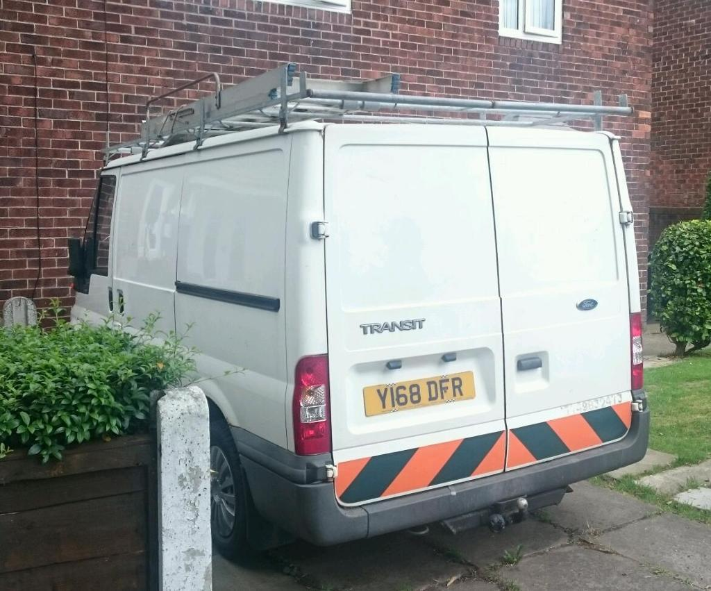 Ford transit 98 mk5 for parts
