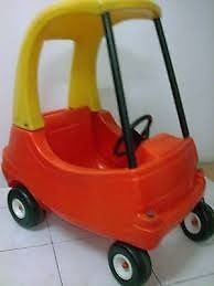 Little Tykes coup very nice also sports coup with smart handle